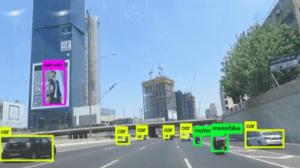 Algorithms for Autonomous Driving