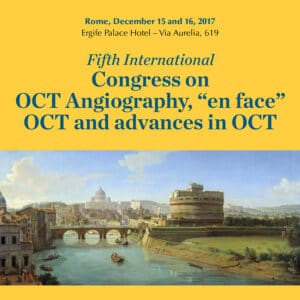 Rome OCT angiography Congress