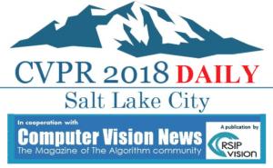 CVPR 2018 Daily