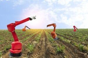 Robots using Machine Vision