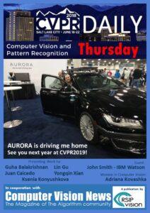 CVPR Daily - Thursday