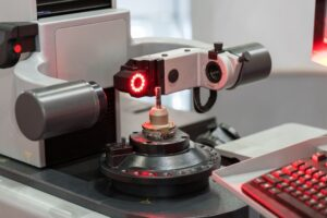 Automated defect inspection machine