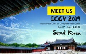 ICCV 2019 in Seoul, Korea