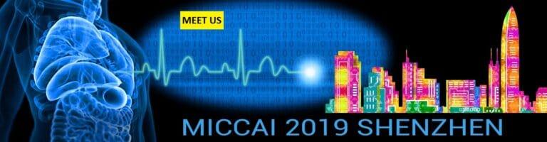 MICCAI-2019-Shenzhen