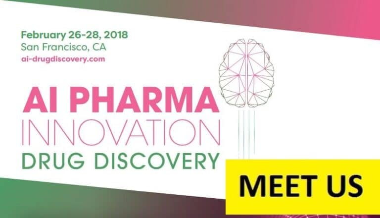 AI Pharma Innovation Drug Discovery 2019