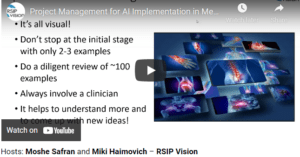 AI in medical devices