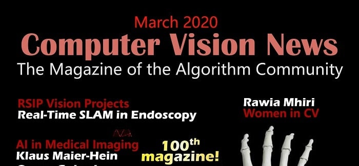 Computer Vision News March 2020