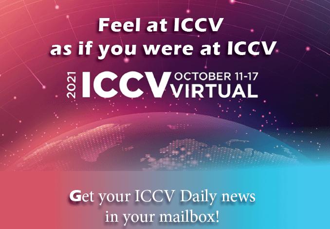 ICCV 2021